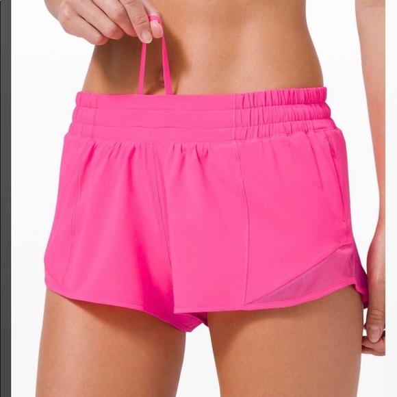 Lululemon Hot shorts